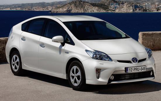 Toyota Prius 3 Plug-in Hybrid