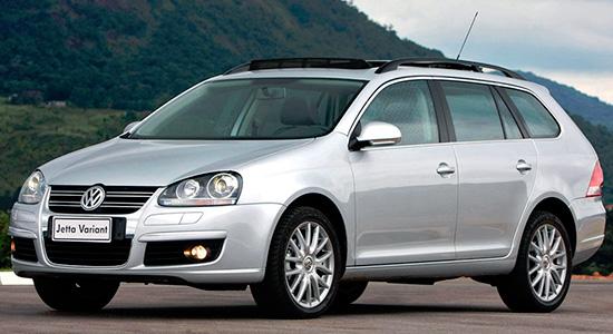 универсал Volkswagen Jetta Variant (A5, Typ 1K, 2005–2011)