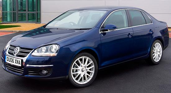 Volkswagen Jetta (A5, Typ 1K, 2005–2011)