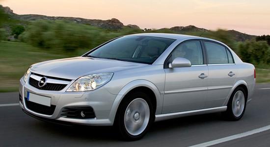 Opel Vectra на IronHorse.ru ©