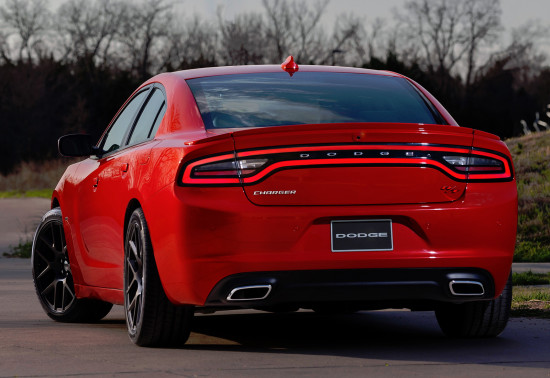 Dodge Charger 6 2015-2017 LD