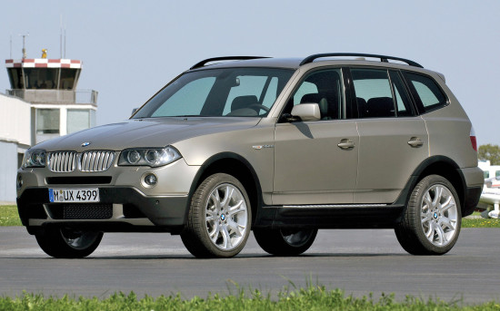 BMW X3 E83 2006-2010