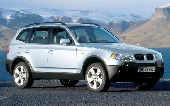 БМВ Х3 Е83 2003-2005