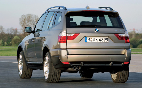 1-е поколение BMW X3