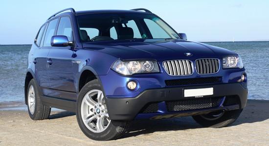 BMW X3 (E83, 2003-2010) на IronHorse.ru ©
