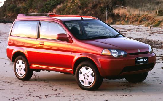 Honda HR-V (трехдверная)