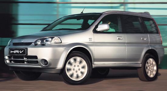 Honda HR-V (1999-2006) на IronHorse.ru ©