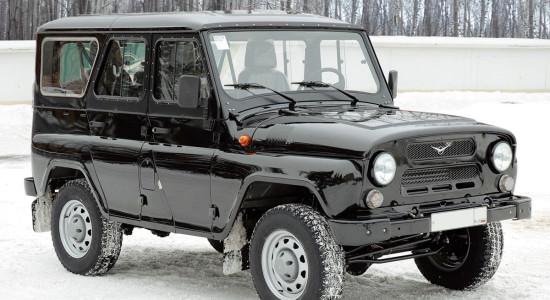УАЗ-469 (3151) на IronHorse.ru ©