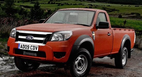 Ford Ranger (2006-2011) на IronHorse.ru ©
