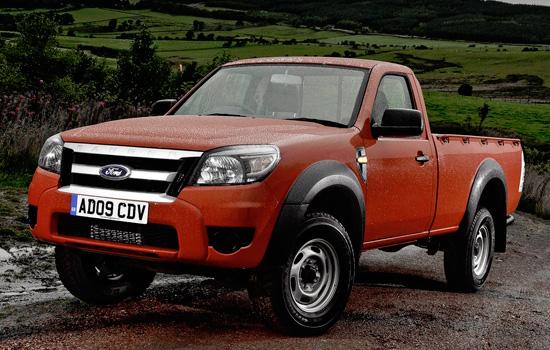 Ford Ranger (2006-2011) Single Cab
