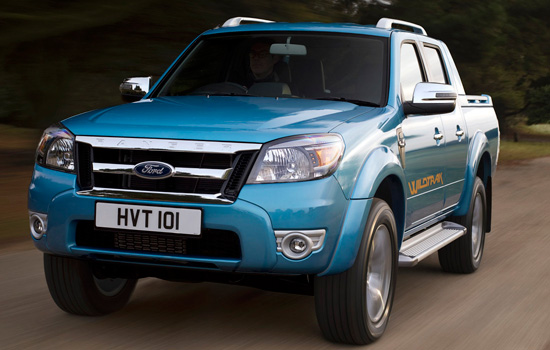 Ford Ranger (2006-2011) Double Cab