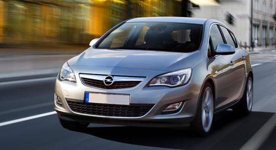 Opel Astra J (хэтчбек) на IronHorse.ru ©