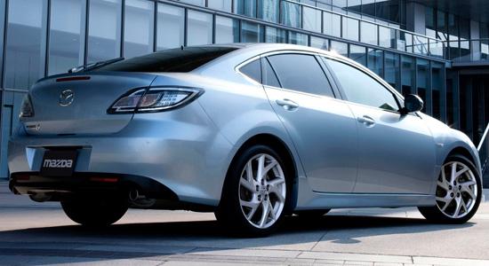 хэтчбек Mazda 6 GH