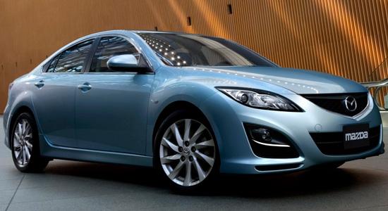 седан Mazda 6 GH