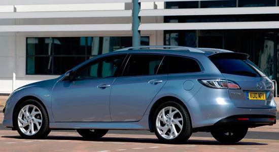 универсал Mazda 6 GH