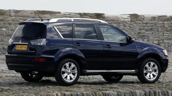 Mitsubishi Outlander NEW XL