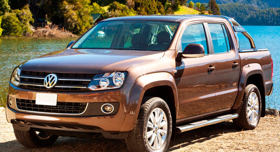 Volkswagen Amarok DoubleCab (2009-2016) на IronHorse.ru ©