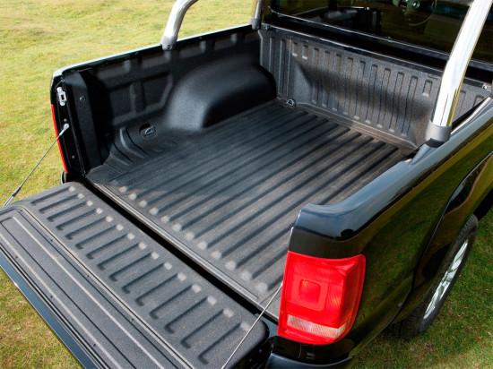 грузовой отсек пикапа Volkswagen Amarok DoubleCab