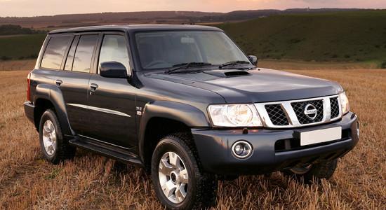 Nissan Patrol 5 (Y61, 1997-2010) на IronHorse.ru ©