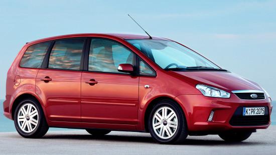 Форд Си-Макс 1 (2007-2010)