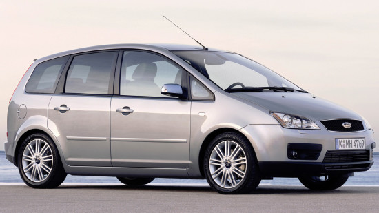 Ford Focus C-Max (2002-2006)