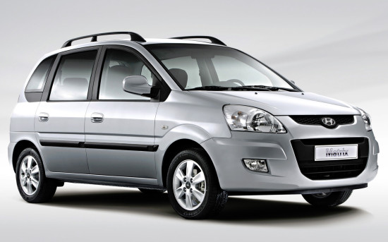 Hyundai Matrix (2008-2010)