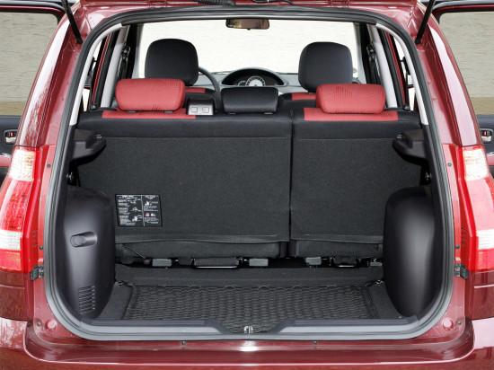 багажник Hyundai Matrix