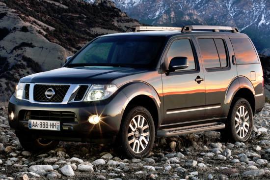 Nissan Pathfinder 3 (R51) 2011-2013