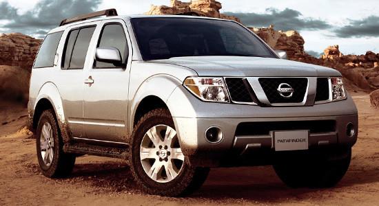 Nissan Pathfinder 3 (R51) на IronHorse.ru ©