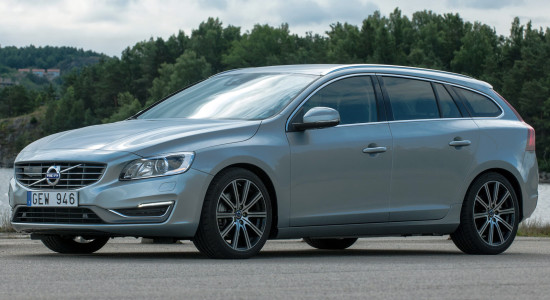 Volvo V60 (2010-2018) на IronHorse.ru ©
