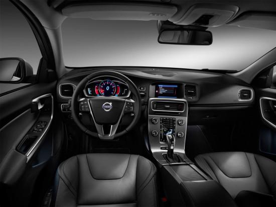 интерьер Volvo S60 2