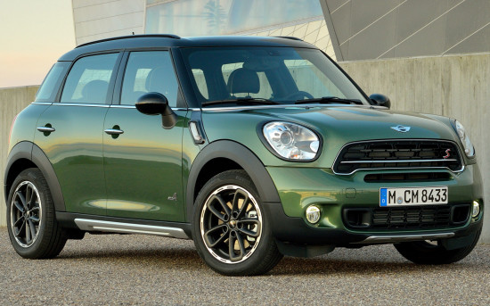 MINI Cooper S Countryman (R60) 2013-2016