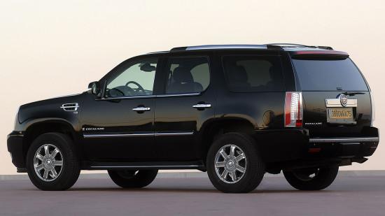 Cadillac Escalade 3 (2006-2014)