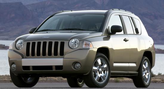 Jeep Compass (2006-2010) на IronHorse.ru ©