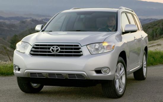 Тойота Хайлендер 2 (2007-2010)