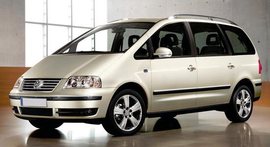 Volkswagen Sharan (1995-2010) на IronHorse.ru ©