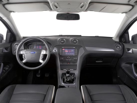 интерьер салона Ford Mondeo Mk IV