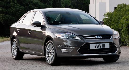 Ford Mondeo (Mk IV) 2007-2014 на IronHorse.ru ©