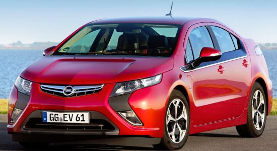 Opel Ampera на IronHorse.ru ©