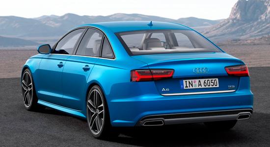 Audi A6 Sedan C7