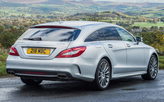 универсал Mercedes CLS-Class X218 Shooting Brake