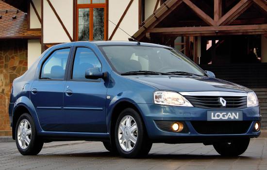 Renault Logan 1 2010-2015