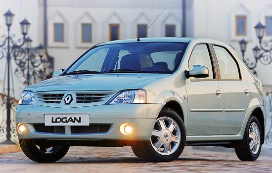 Renault Logan 1 2004-2010