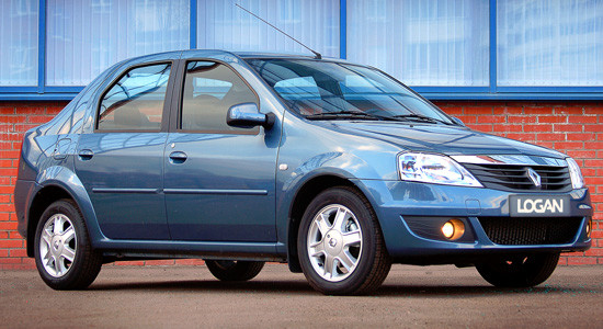 Renault Logan 1 (2004-2014) на IronHorse.ru ©
