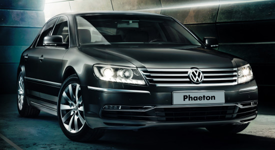 Volkswagen Phaeton на IronHorse.ru ©