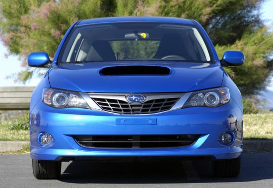 Subaru Impreza 3 WRX 2007-2010