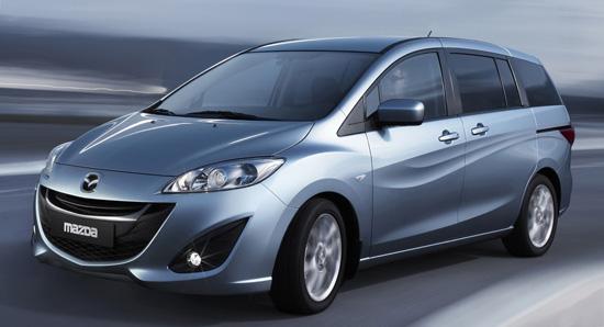 Mazda 5 (2010-2015) на IronHorse.ru ©
