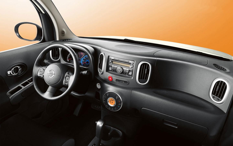 Nissan Cube Int on Nissan Cube Interior