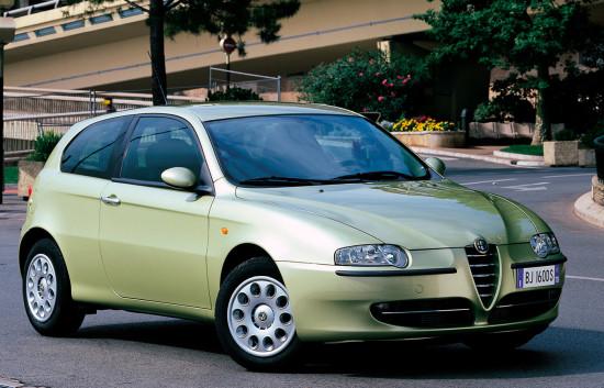Alfa Romeo 147 I 3dr 2000-2004
