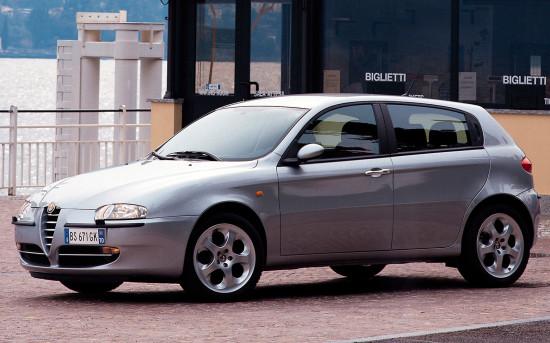 Alfa Romeo 147 I 5dr 2000-2004